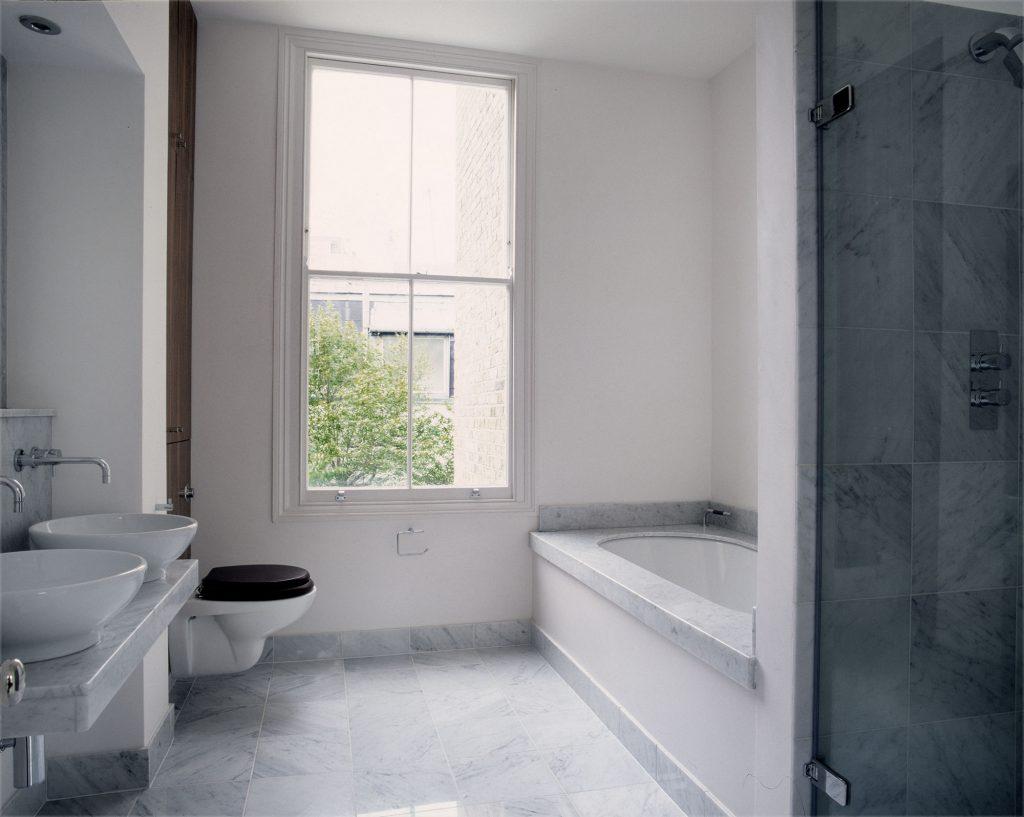 Denbigh Terrace bathroom