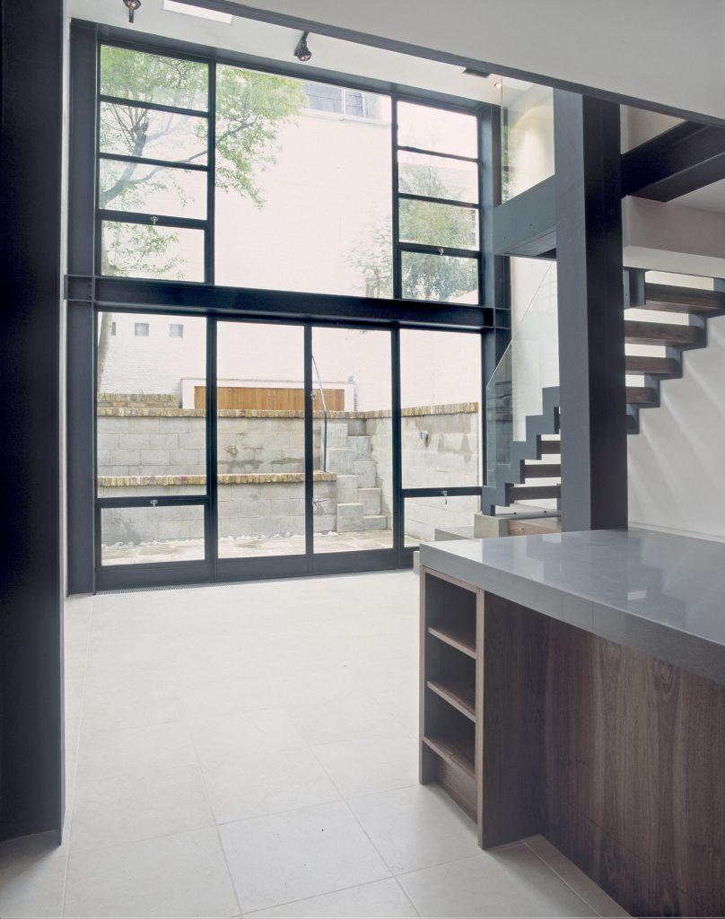 Denbigh Terrace interior